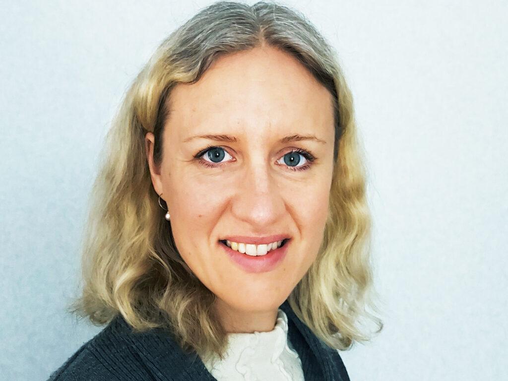 Porträtt av Anna Eggelind