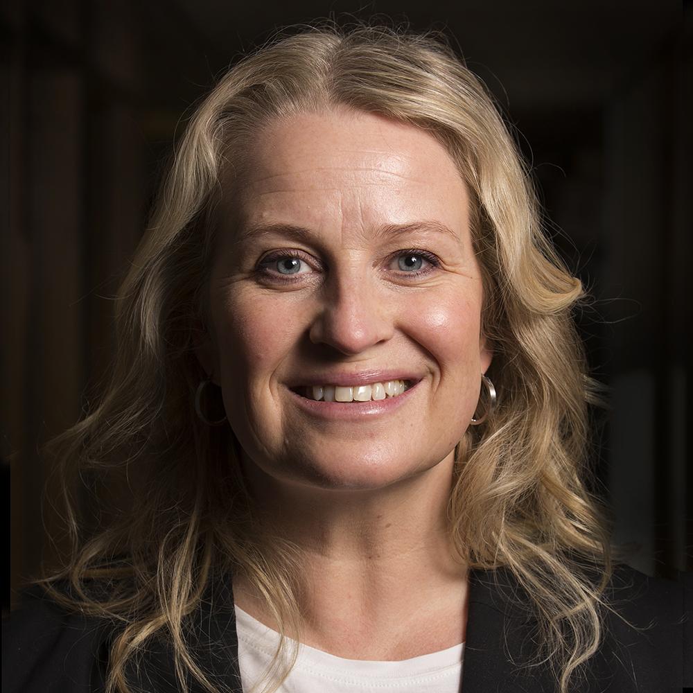 Portrait of Martina Holmberg