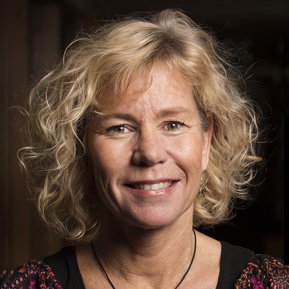 Portrait of Carina Hjelmstam Winberg