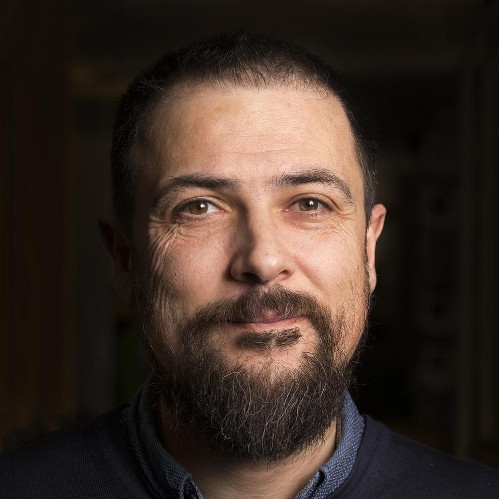 Portrait of Domingo Torres Santos