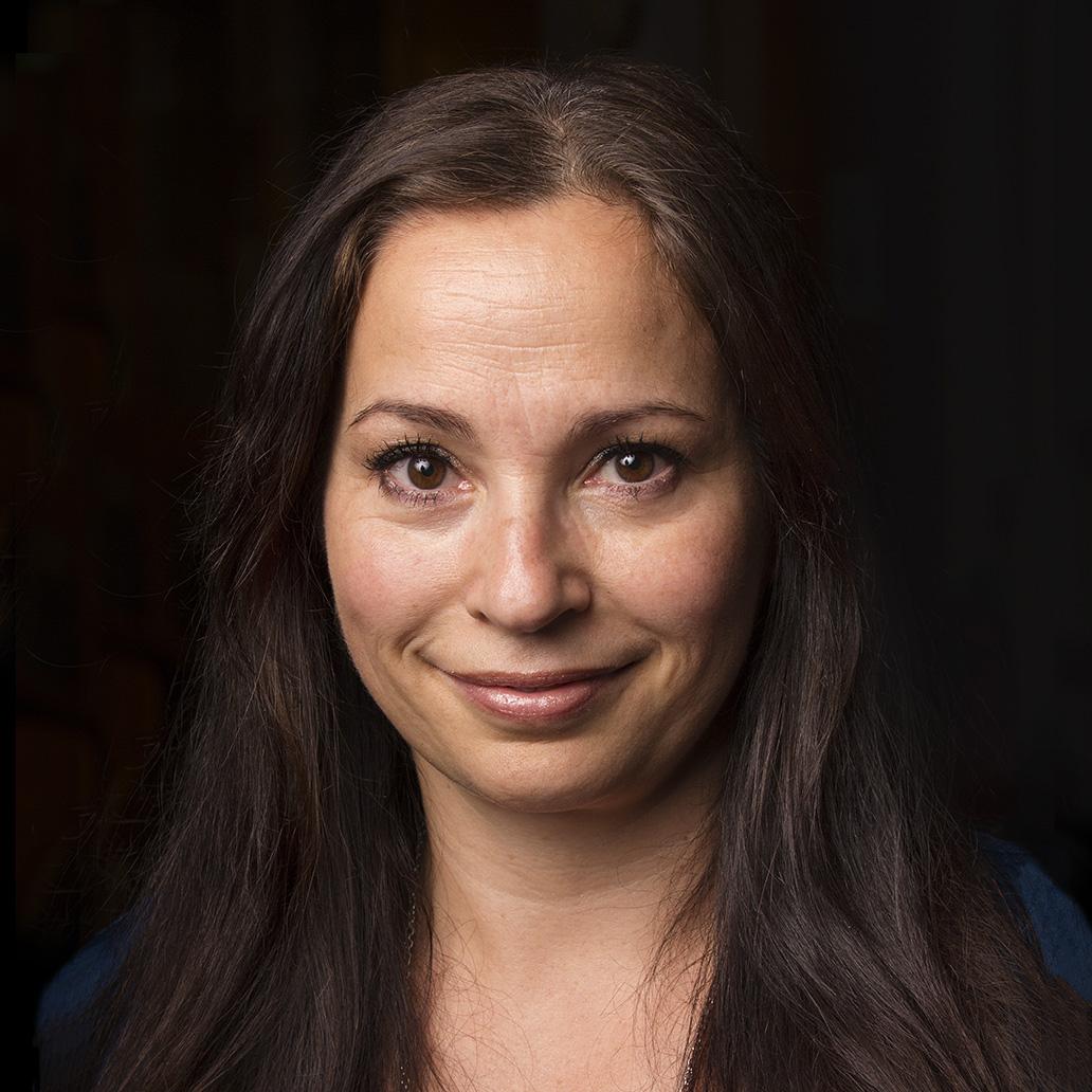 A portrait of Esther Flores Sedman