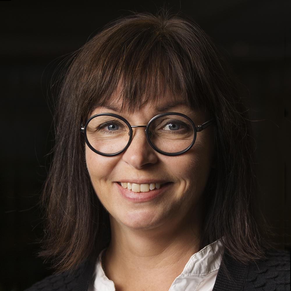 Portrait of Helena Lind
