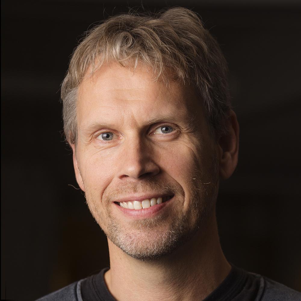 Portrait of Mattias Brunander