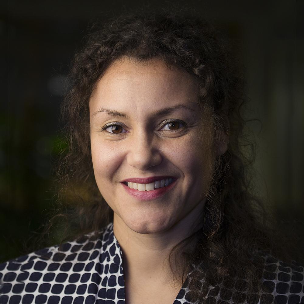 Portrait of Minna Fredriksson