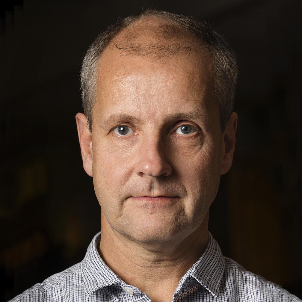 Portrait of Peter Ottosson