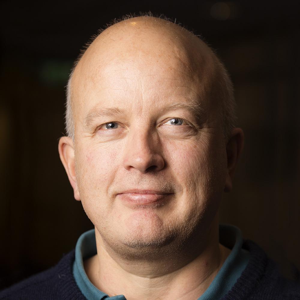 Portrait of Röbert Törlind