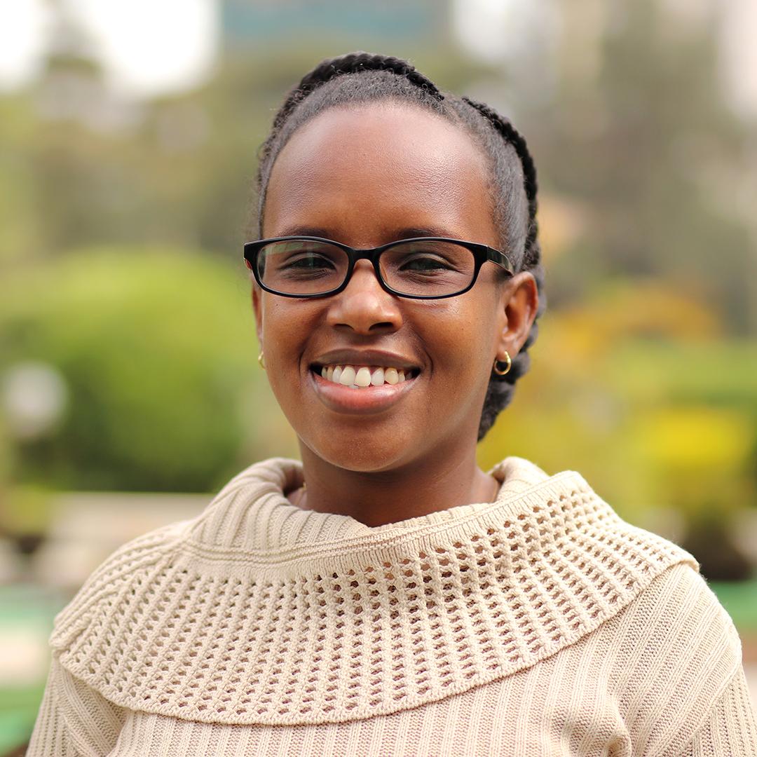 Portrait of Sandra Kidwingira
