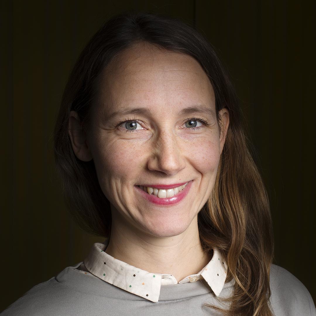 Portrait of Ulrika Urey